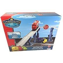 Chuggington LC55402MP - Juego de vías para circuito de trenes (20 piezas)