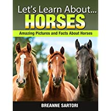 Horses (Let's Learn About) (English Edition)