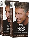 Just For Men Touch Of Gray #T-45 Dark Brown-Gray (6 Pack)