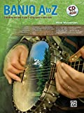 Banjo A to Z: Book & CD