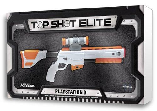 Shot Gun Elite Top (Cabela's Big Game Hunter 2012 - Top Shot Elite Gun)