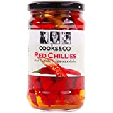 Cooks & Co | Whole Red Chillies | 6 x 300G