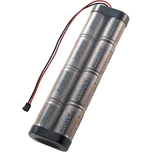 Modellbau-Senderakku (NiMh) 9.6 V 2400 mAh Conrad energy Stick Graupner Nimh-stick