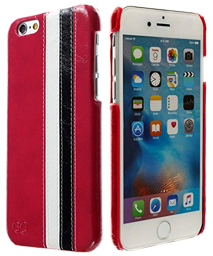 3q-luxurious-iphone-6-case-iphone-6s-case-47-inch-premium-faux-leather-apple-iphone-6-cover-red-whit