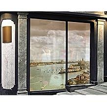 XXL Pellicola per vetri Lagoon Of Venice, Dimensione:380cm x 360cm