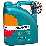 Aceite lubricante para coche Repsol Élite Evolution 5W40