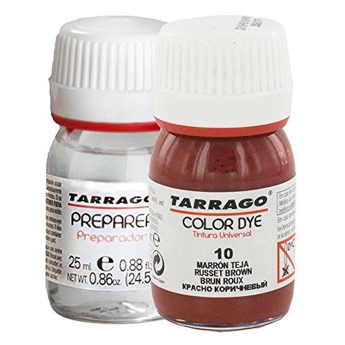 Trg Thoe One Shoe Cream - Producto de reparación de zapatos, color Light Brown 129, talla 50.00 ml