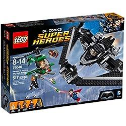 LEGO - Héroes de la Justicia: Combate aéreo, (76046)
