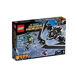 LEGO-DC-Super-Heroes-76046-Helden-der-Gerechtigkeit-Duell-in-der-Luft