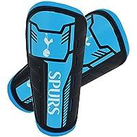 Tottenham Hotspur FC Unisex Official Slip in Shinguards, Multi-Colour, Medium/Youth