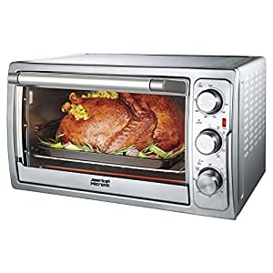 American Micronic AMI OTG 42LDx 42 LTS Imported Oven Toaster Griller with Rotisserie (Steel)