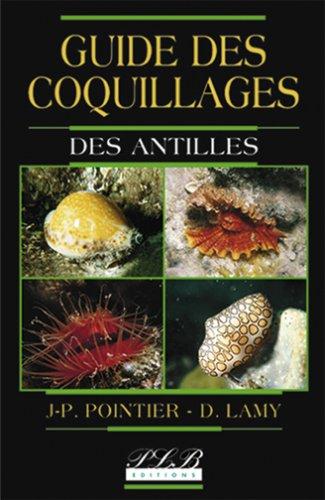 Guide des coquillages des Antilles par A Creer