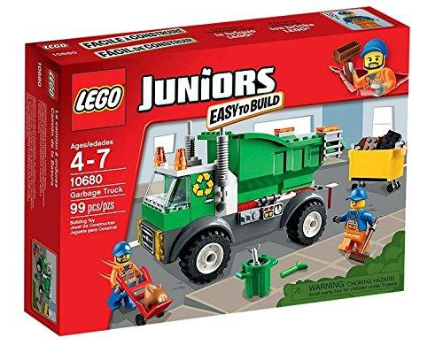 LEGO Juniors 10680 - Camioncino della Spazzatura