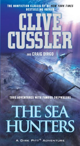 Book cover for The Sea Hunters