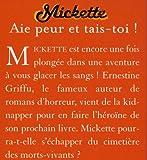 Image de Mickette : Aie peur et tais-toi !