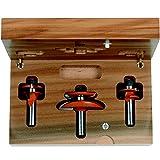CMT Orange Tools 900,522,11 Coffret 3 pour cuisines fraises hm s 12