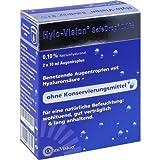 Hylo-Vision SafeDrop 0,1% Augentropfen,20ml
