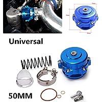 Válvula intercooler universal de 50 mm con brida de 35 PSI