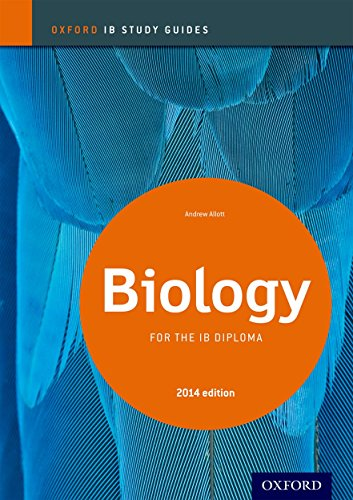 Oxford IB Study Guides: Biology for the IB Diploma