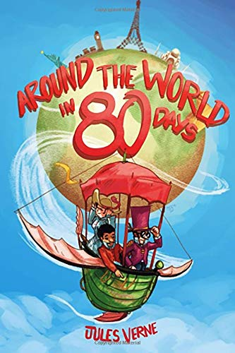 Around the World in 80 Days por Jules Verne