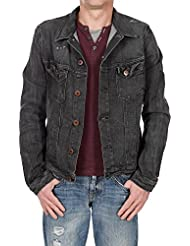 Selected Homme Herren Jeansjacke, Männerjacke Noel Comfort Jacket 1339 Ash