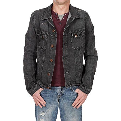 Selected Homme Herren Jeansjacke, Männerjacke Noel Comfort Jacket 1339 Ash,  Größe L 91f4dbd1cc