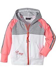 CMP - F.lli Campagnolo Jogging kapuzen Jacke - Prenda, color gris, talla 6 años (116 cm)