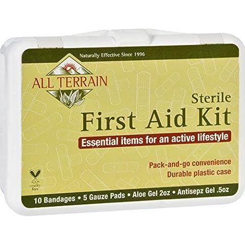 All Terrain - Sterile First Aid Kit - 17