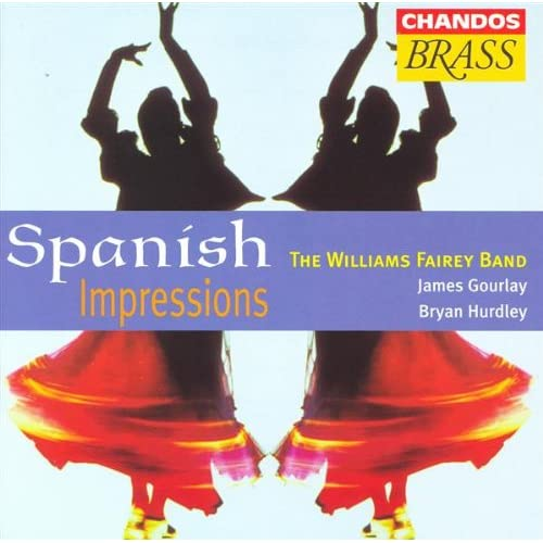 Andalucia (arr. for brass band)
