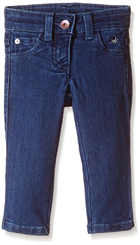 United Colors of Benetton Baby Girls' Jeans (16A4DENC03EII9010Y_901_0Y)