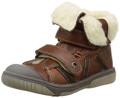 Babybotte Artikoldfl, Mädchen Hohe Sneakers Braun (430 Marron)