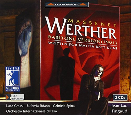 Werther (Baritone Version)