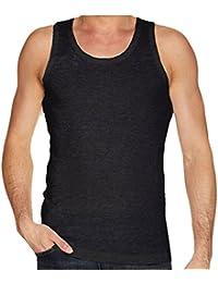 Nouvelle Mens Gaffer marque Multi Pack Lot Basic Regular Fit coton gilet débardeur