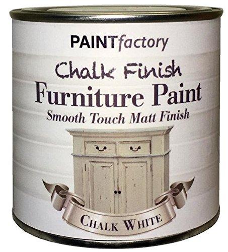 Pintura de cerámica de 250 ml de color crema para el armario o la casa
