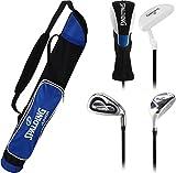 Spalding Kids 'kit de golf, Bleu, 11–14ans