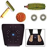 Ghk Ac2 Acupressure Power Mat With Acupressure Kit Combo