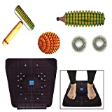 #9: Ghk Ac2 Acupressure Power Mat With Acupressure Kit Combo