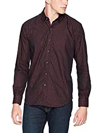 Clever Mens Robert Graham Multicolored Long Sleeve Shirt Size Large Clothing, Shoes & Accessories Shirts