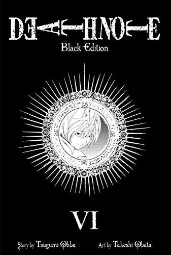 DEATH NOTE BLACK ED TP VOL 06 (OF 6) (C: 1-0-1)