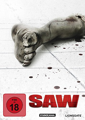 Saw (Director's Cut, White Edition)