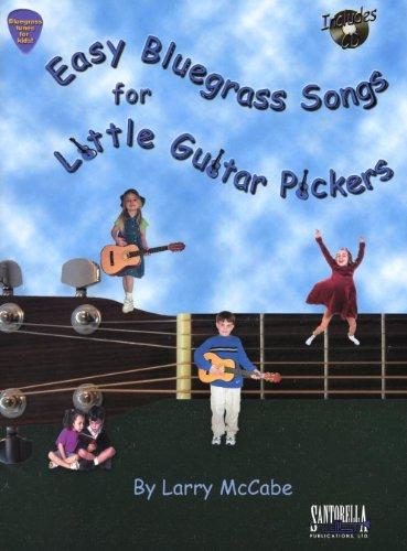 Einfach Bluegrass Songs für wenig Gitarre Pickers