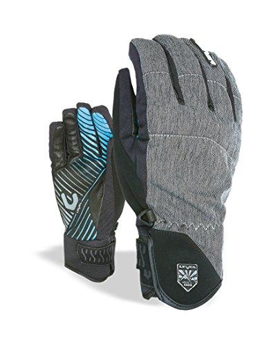 Level Erwachsene Handschuhe Suburban Dark, 8,5