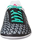 adidas Herren Ace 15.3 in Fußballschuhe, Schwarz (Core Black/Matte Silver/Ftwr White), 44 2/3 EU -