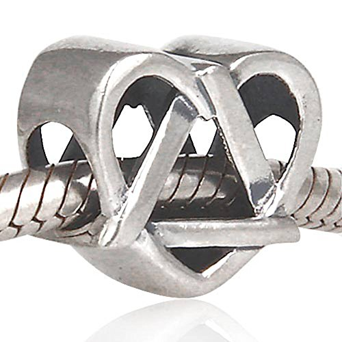 Soulbead Reflections Adoption Symbol Charm Genuine 925 Sterling