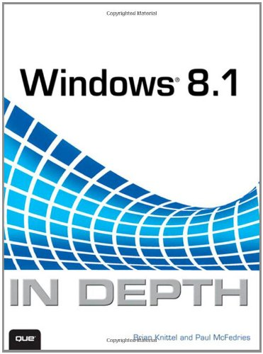 Preisvergleich Produktbild Windows 8.1 In Depth
