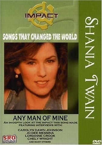 Shania Twain: Any Man Of Mine / (Dol) [DVD] [Region 1] [NTSC] [US Import]