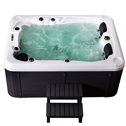 VIRPOL New Luxury Hot Tubs Spa Jacuzzis whirlpool Bath Outdoor( 2+1 )seats-6016