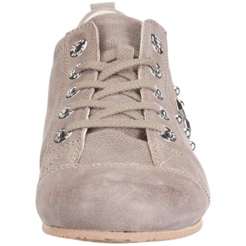 Semler Tanja T1023-047-037 Damen Sneaker Braun/Taupe