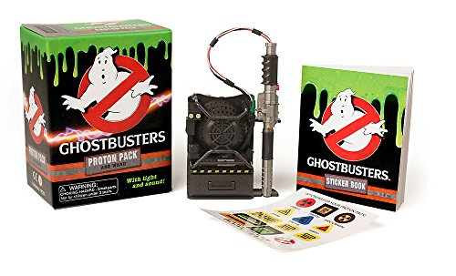 Ghostbusters: Proton Pack and Wand (RP Minis) (Kinder Slimer Kostüm)