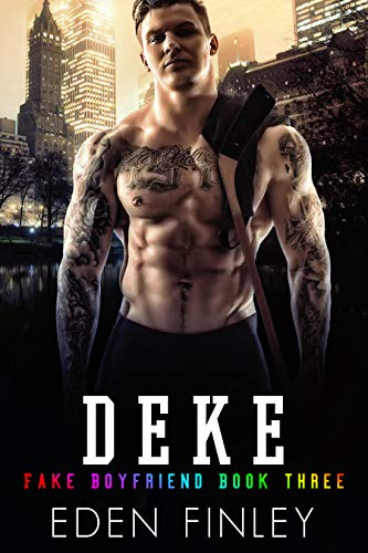 Deke (fake Boyfriend Book 3) por Book Cover By Design epub